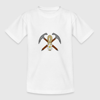 Mountaineers logo - Teenage T-shirt