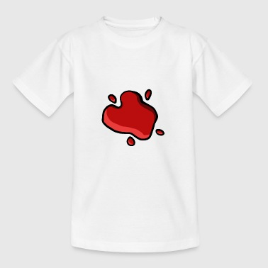 ketchup Stain - Teenager T-shirt
