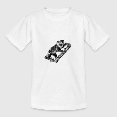 koala - Teenager-T-shirt