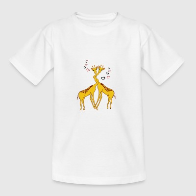 Giraffen - Teenager T-Shirt