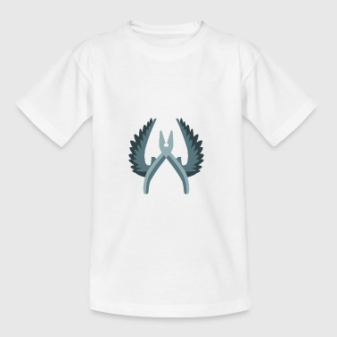 CT Logo - Cs: go kunstværk - Teenager-T-shirt