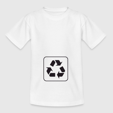 recycling - Teenager T-shirt