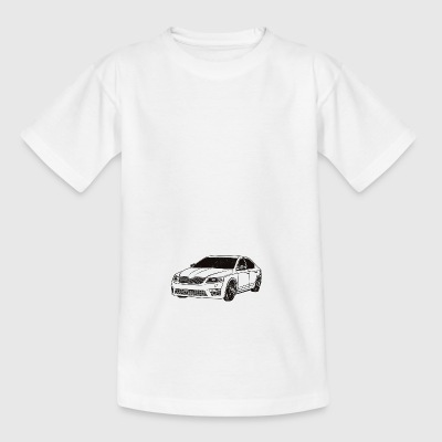 octavia 3 limo - Teenager T-shirt