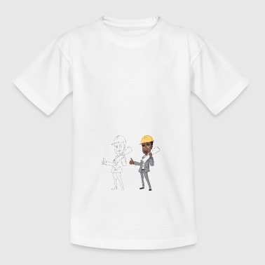 architect - Teenager T-shirt