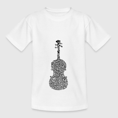 cello - Teenage T-shirt