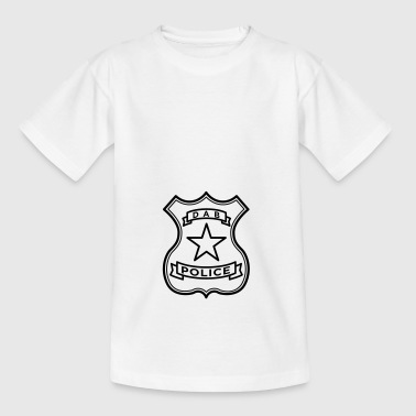 Dab Police - Teenage T-shirt