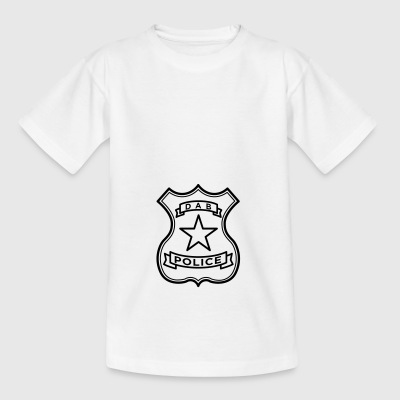 Tup Polizei - Teenager T-Shirt
