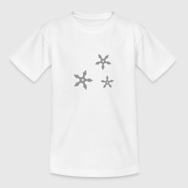 Ninja stars - Teenage T-shirt
