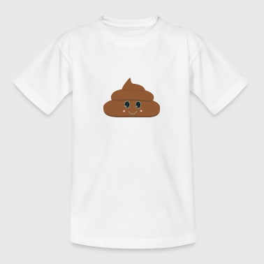 Gelukkige shit stapel - Teenager T-shirt