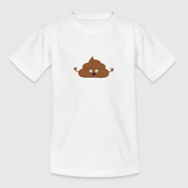 stront stapel - Teenager T-shirt