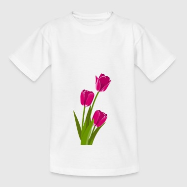 Blumen - Teenager T-Shirt