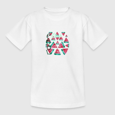 "Watermellon Slush ""Cool"" - Teenage T-shirt"