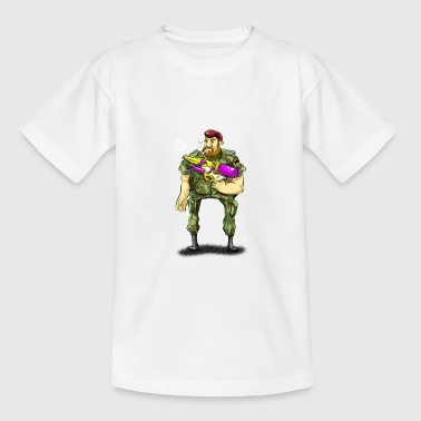 Zapfenstreich - Teenager T-Shirt