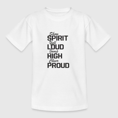 Toon Spirit - Teenager T-shirt