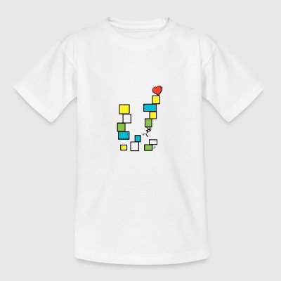Kuoro dør parcel - Teenager-T-shirt