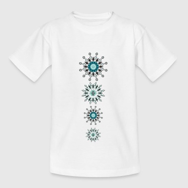 Mandala family - Teenage T-shirt