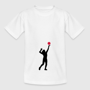 6061912 126150065 volley-ball - T-shirt Ado