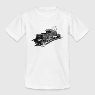 Lokomotive  - Teenager T-Shirt