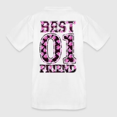 best Friend - Teenager T-shirt