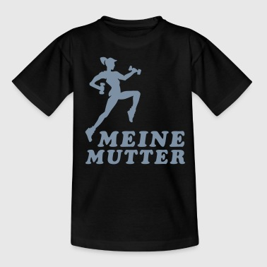 muttertag - Teenager T-Shirt