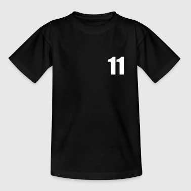 11 - Teenage T-shirt