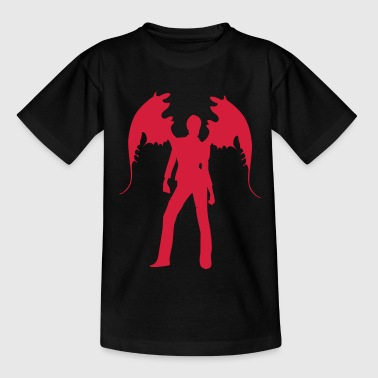 angel sexy woman sex - Teenager T-Shirt