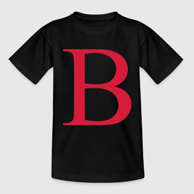 beta greek - Teenager-T-shirt
