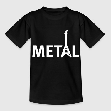 metal - T-shirt Ado