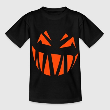 MECHANTE CITROUILLE HALLOWEEN - T-shirt Ado