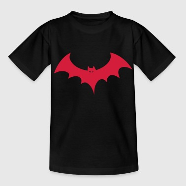 bat halloween - Teenage T-shirt