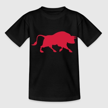 bull bullfighting animal - Teenage T-shirt