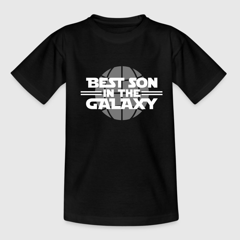 Best Son In The Galaxy - Teenager T-Shirt