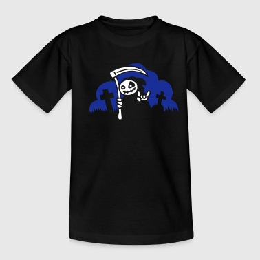 little_death_2c - Teenager-T-shirt