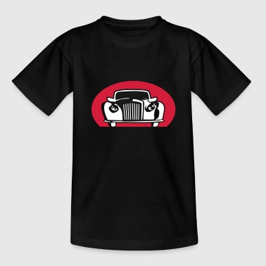 oldtimers_092011_b_2c_black - Teenager-T-shirt