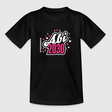 Abi 2030 - Teenager T-Shirt