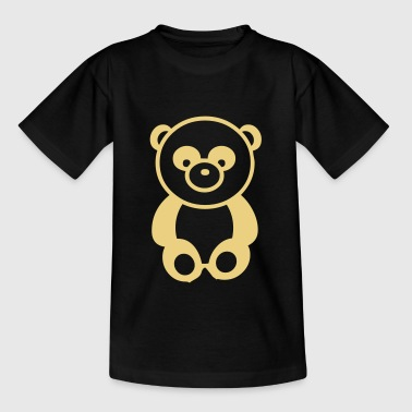panda animal - T-shirt Ado