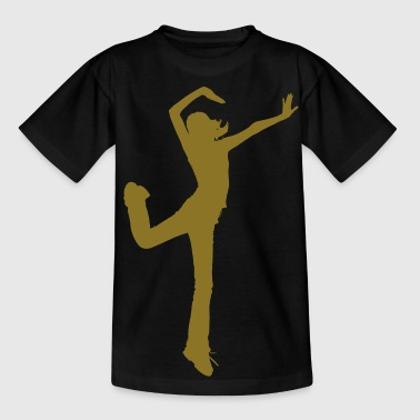 dance ballet music people - Camiseta adolescente