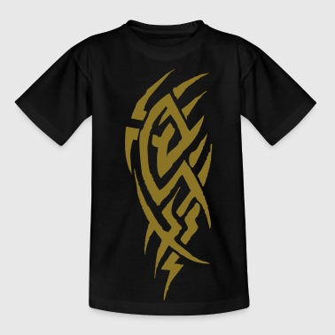 tribal tattoo - Teenage T-Shirt
