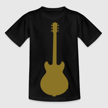 guitar electrical bass instrument music - T-shirt Ado