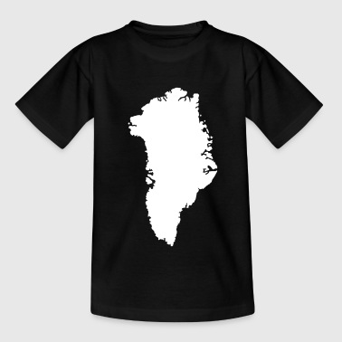 Greenland - Teenage T-shirt