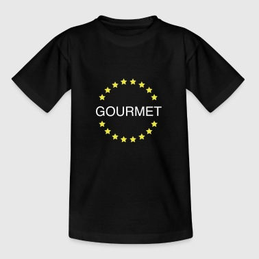 Gourmet Feinschmecker 2c - Teenager T-Shirt