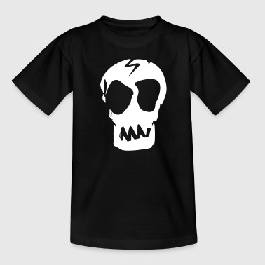 skull  - Teenager T-Shirt