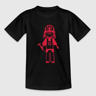 carpenter kid - Camiseta adolescente