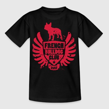 French Bulldog Club 2012 - Teenager T-Shirt