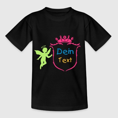 Little  with halo - Teenage T-shirt
