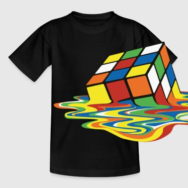 meltingcube - Teenage T-Shirt