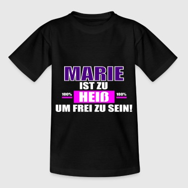 Marie MARIE - Teenager T-Shirt