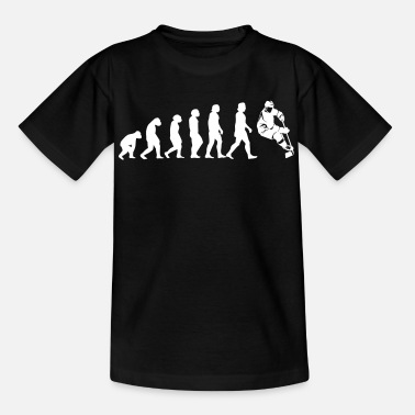 Hockey Patines Evolution Hockey - Camiseta adolescente
