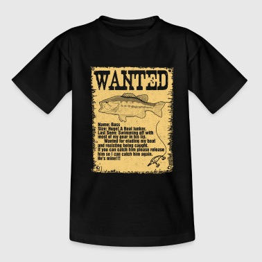 Aborre - Teenager-T-shirt