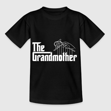 The grandmother - Teenage T-shirt